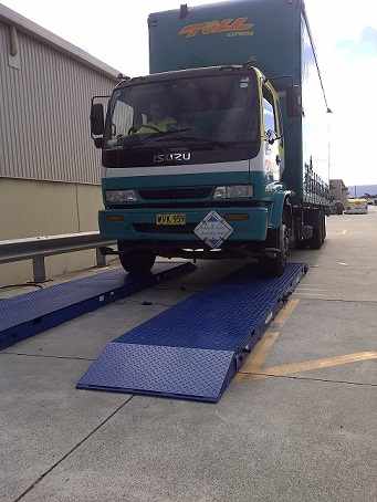 NUWEIGH BLUE AXLE PADS- TOLLS 2