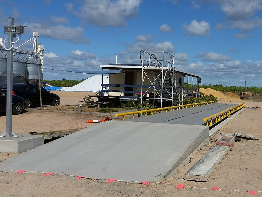 22m Whiteridge weighbridge