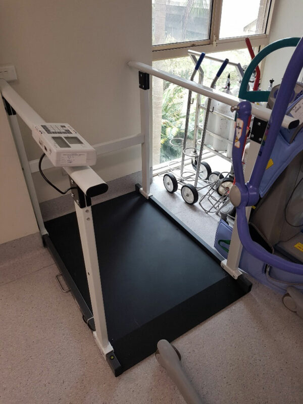 wheelchair scale MS3830